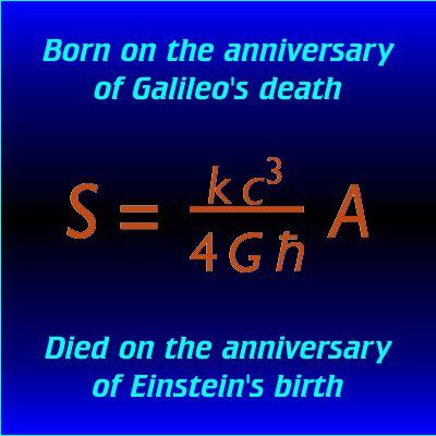 RIP Hawking