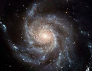 Pinwheel Galaxy NGC 5457 reduced